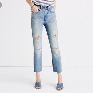 The perfect summer/vintage jean in Malden wash